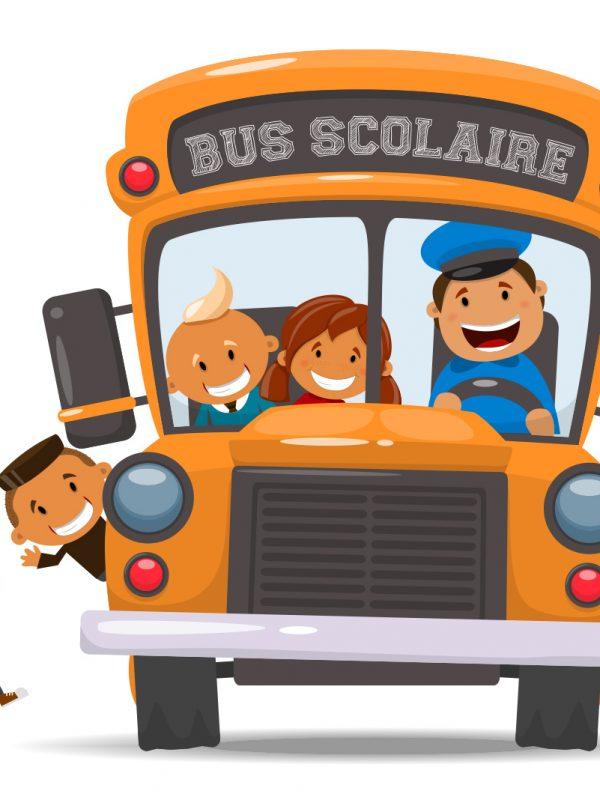 Horaires transports scolaires – Maternelle et Élémentaire
