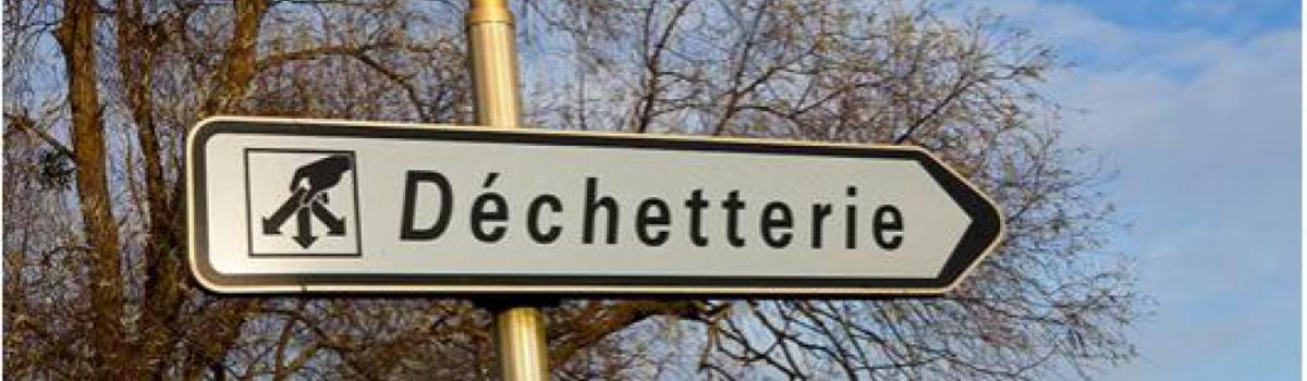 Fermeture déchetterie Marlenheim