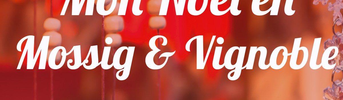 Marché de Noël Mossig Vignoble en ligne